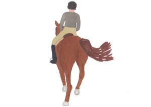 wendungen richtig reiten